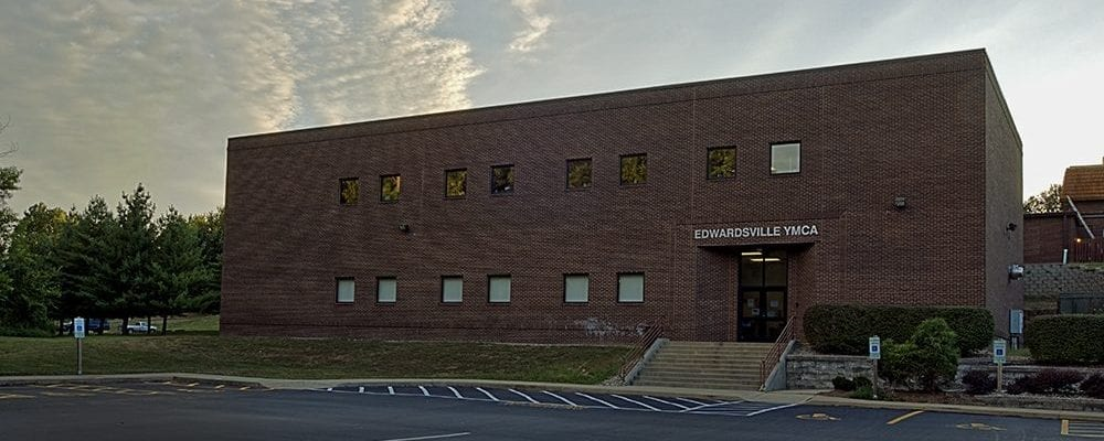 Edwardsville YMCA building